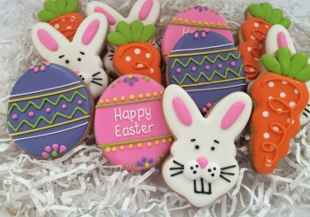 Easter Cookies Now Available