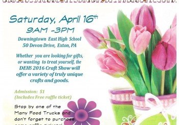 Jillybeans Cookies – DEHS Spring Craft Fair