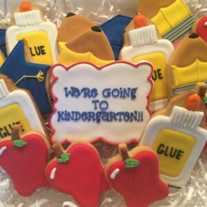 Pre School Grad Cookie Set